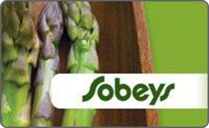 Sobeys / Safeway Brands Get up to 1.0% Cash Back*!